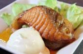 鮭の照り焼きイメージ画像